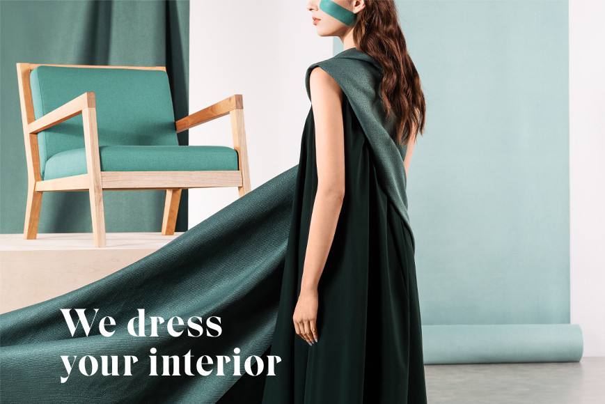 We dress  your interior